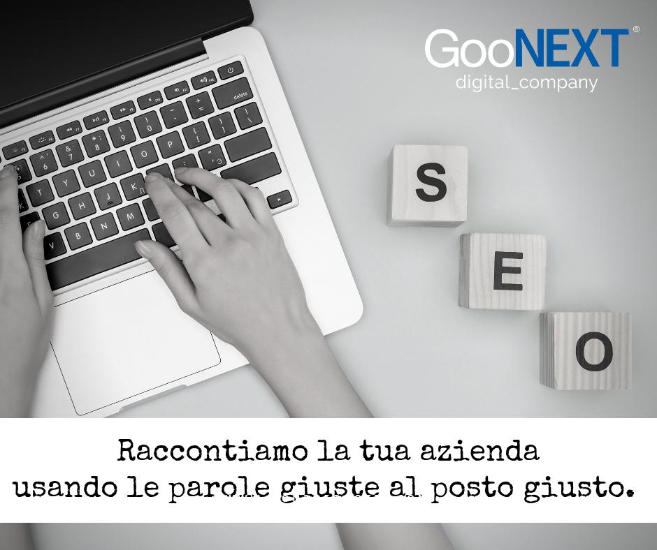 SEO copywriting GooNext