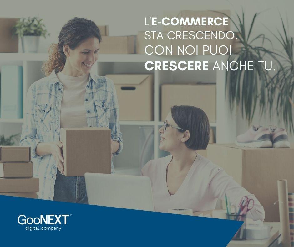 e-commerce con Goonext