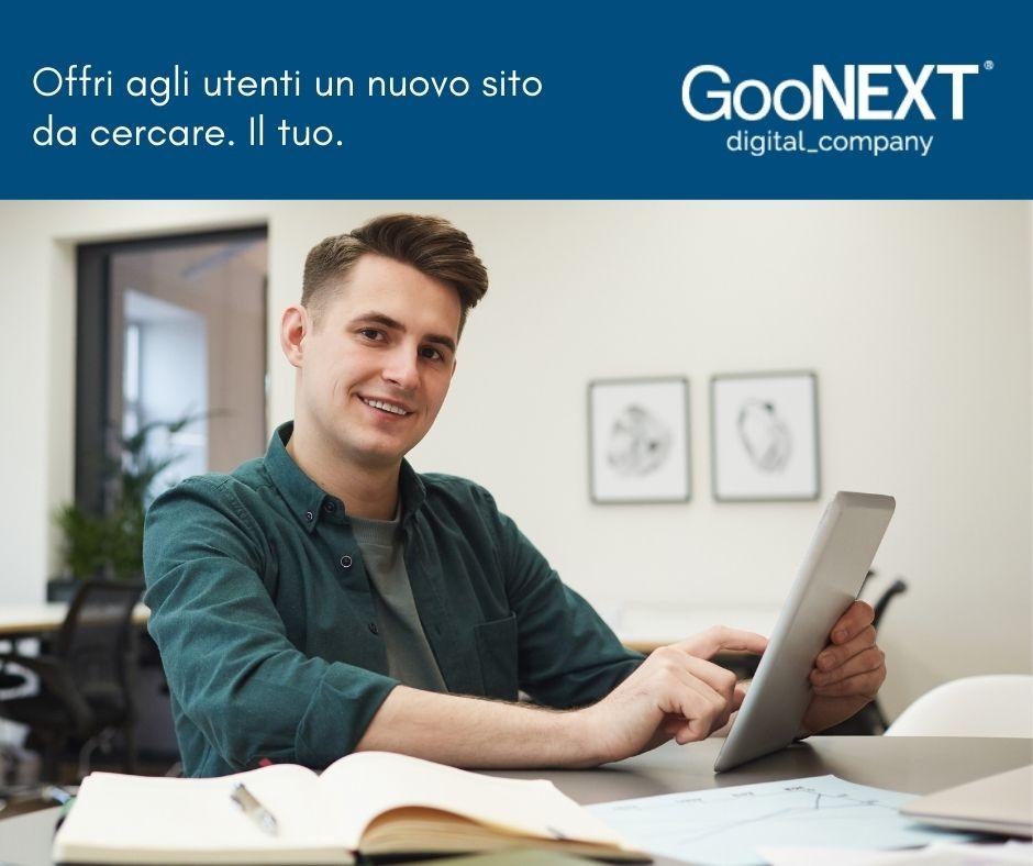 siti web GooNext